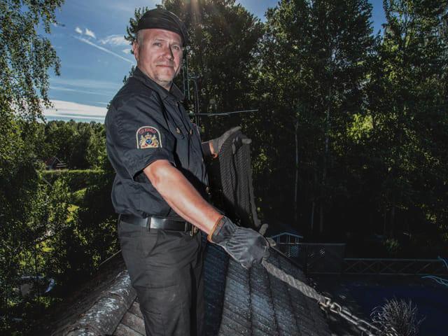 Sotning - Örebro Sotarn